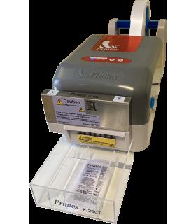 Printex X230T Εκτυπωτής Ετικετών Θερμικός & Μελανοταινίας